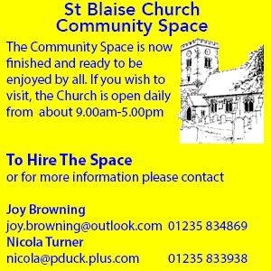 hire st blaise community space